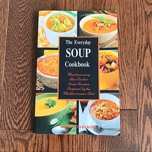 NWOT {The Everyday Soup} Cookbook